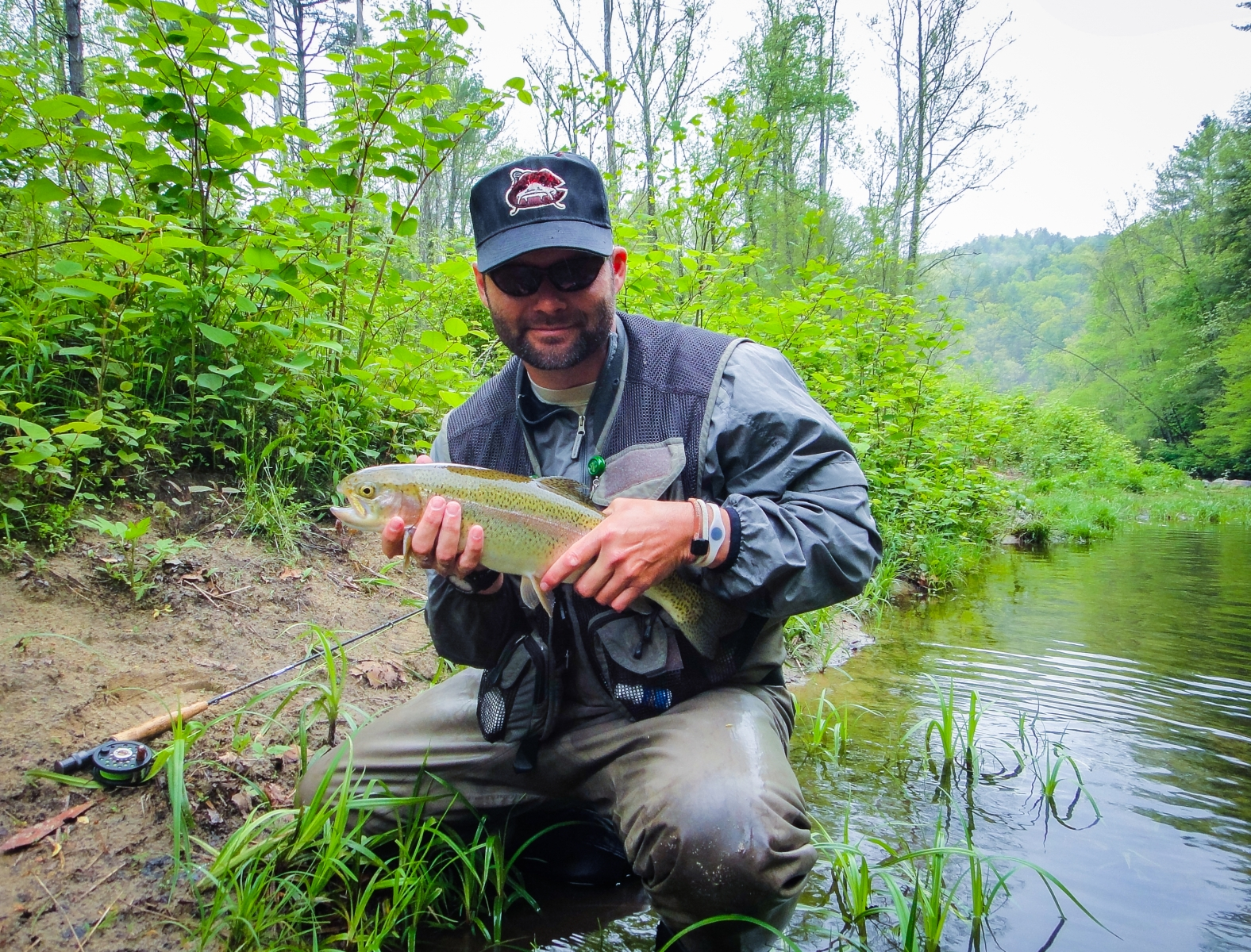 Kevin's NC Rainbow Trout