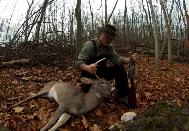 Ken Beam NJ DEER Hunting 2015