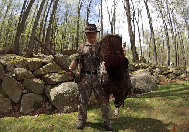 NJ TurkeyHunting with Ken Beam 2016