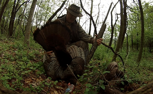 Ken Beam NJ Turkey Hunting