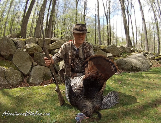 NJ Turkey Hunting with Ken Beam