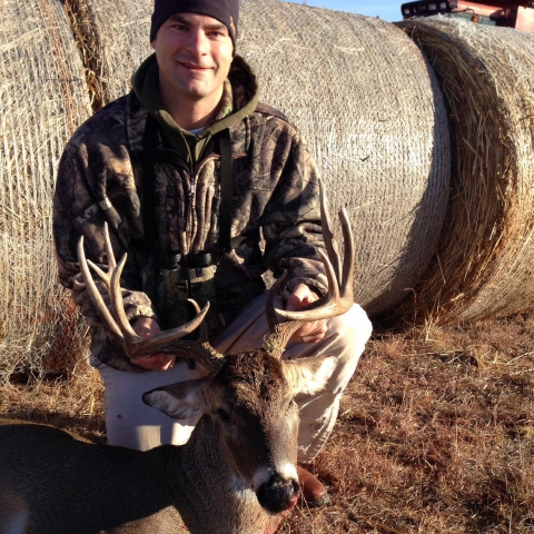 Whitetail Deer Rifle Hunt