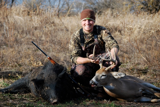 Whitetail Deer and Hog Hunt Combo